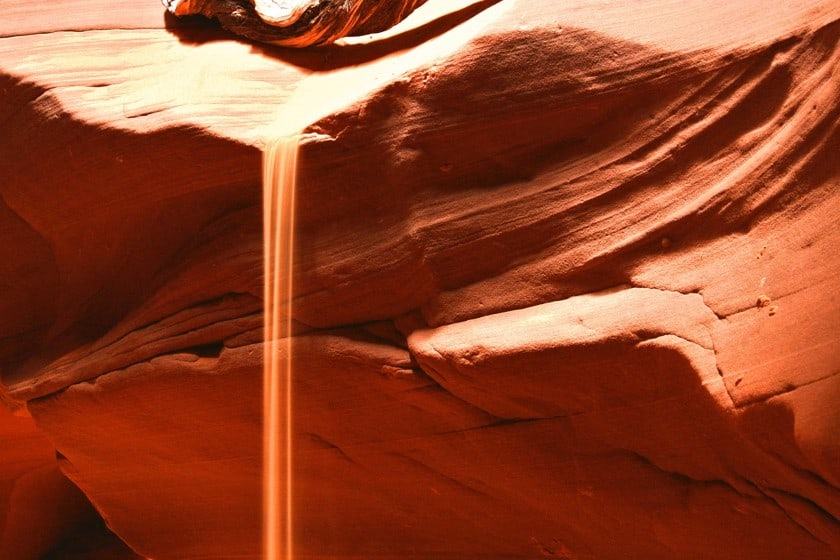 Antelope Canyon reservation