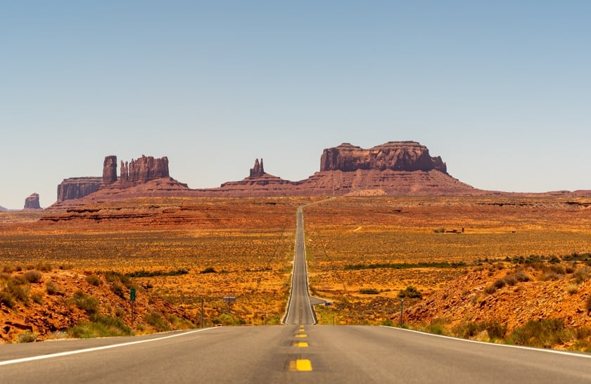 visit monument valley