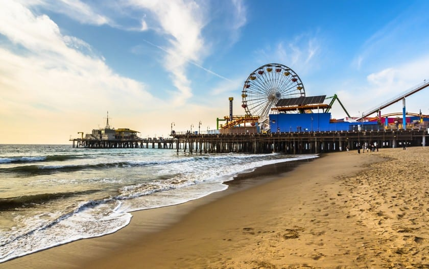 places to stay in Los Angeles the first time