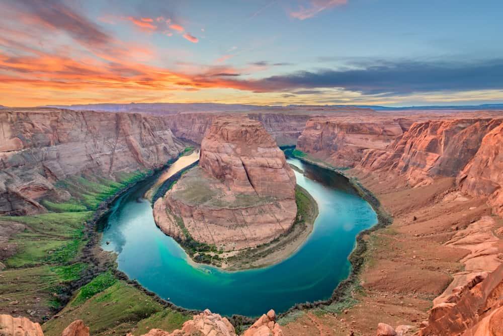 antelope canyon horseshoe bend