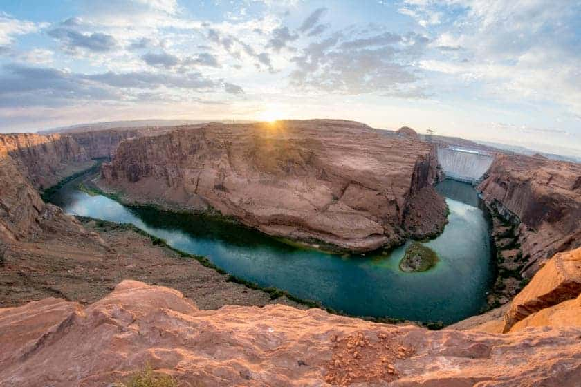 lake powell attractions