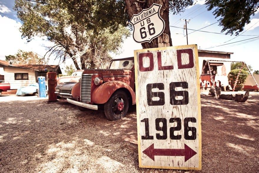 Route 66 perché andare