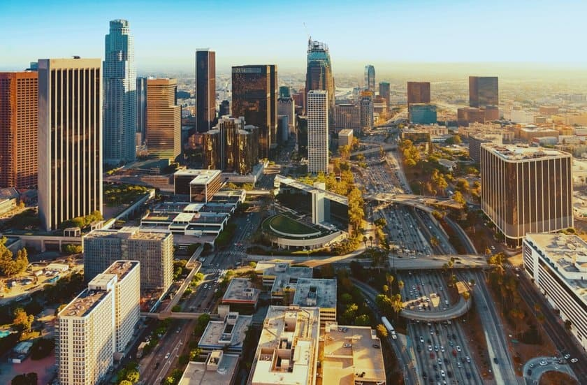 helicopter tour los angeles.