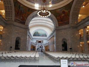 Salt Lake City Utah touristic attractions