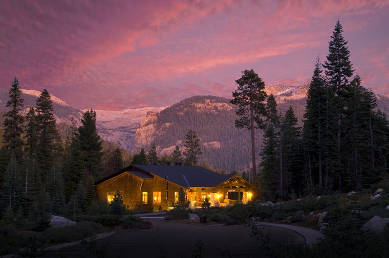Where to stay in sequoia national park