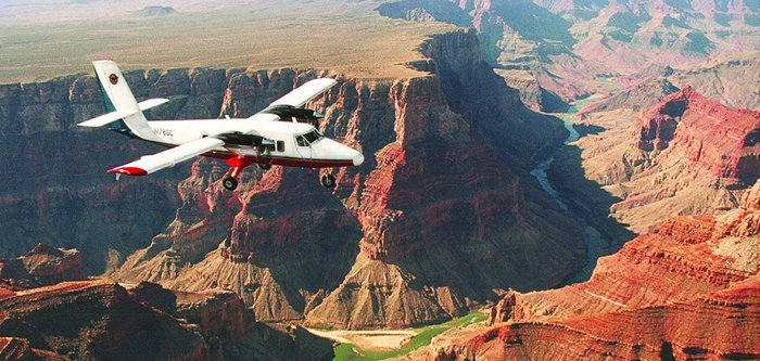 best Grand Canyon airplane tours