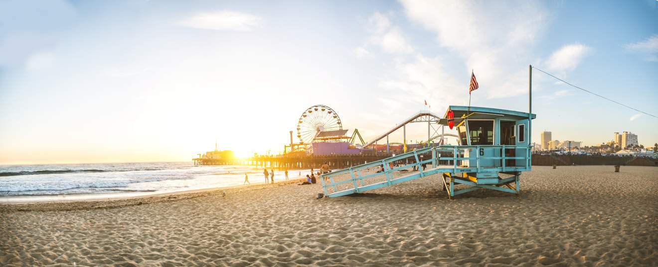 what to do in santa monica