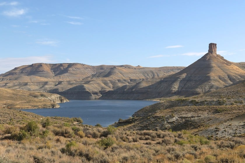 flaming gorge wyoming things to do