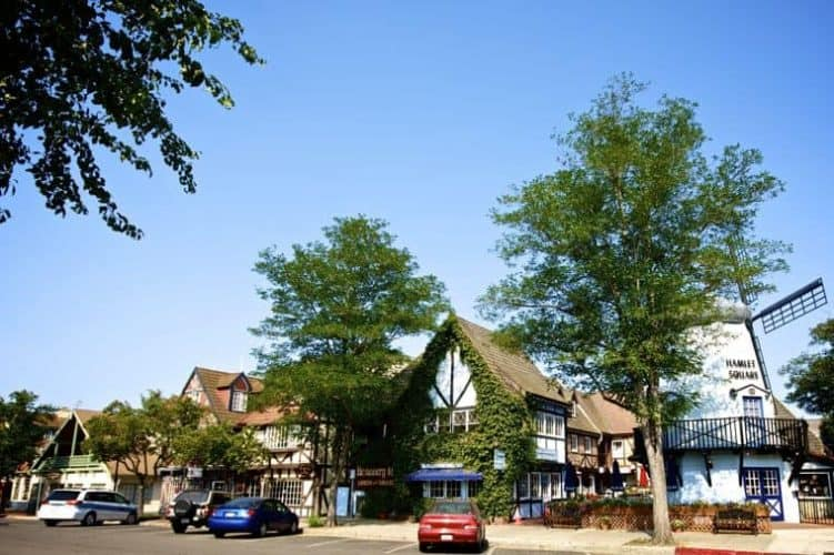 Solvang events