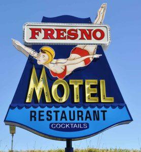 lodging in fresno