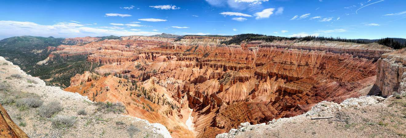 Cedar Breaks National Monument hiking