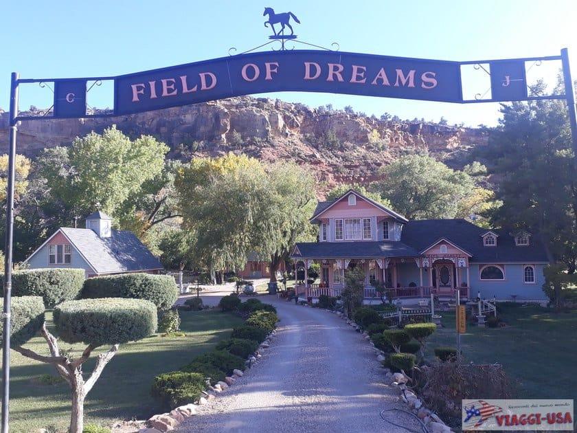 field of dreams ut 9